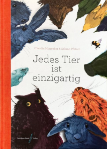 Jedes Tier